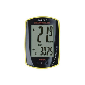 CATEYE RD300W STRADA (BLACK/YELLOW)