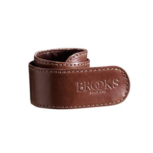 BROOKS TROUSER STRAP(BROWN)