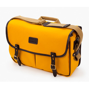 BROMPTON GAMEBAG MUSTARDYELLOW