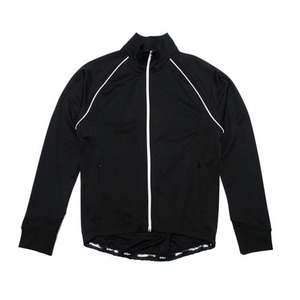 GRIPE TRACK TOP JERSEY (BLACK)