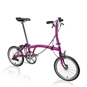 BROMPTON S2E BERRY CRUSH (2015)