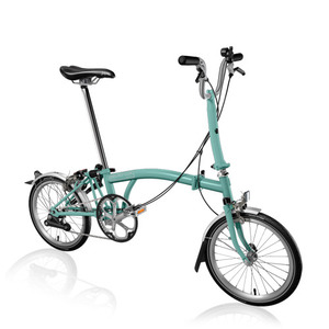 BROMPTON M2L TURKISH GREEN (2015)