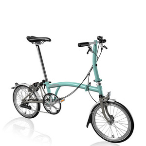 BROMPTON S2L-X TURKISH GREEN 2015