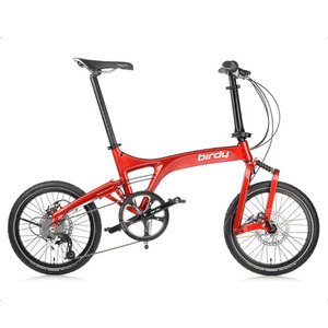 NEW BIRDY TOURING DISC(RED)