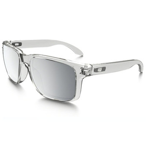 OAKLEY HOLBROOK CLEAR CHROME
