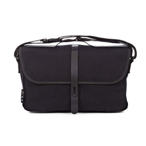BROMPTON SHOULDER BAG (BK)(NEW)