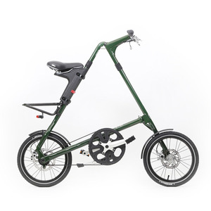 STRIDA 5.1 QR PLUS (ENGLISH GREEN)