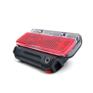 B&M TOPLIGHT LINE PERMANENT REAR LIGHT