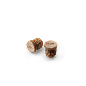 BROOKS RUBBER BAREND PLUG (NATURAL)