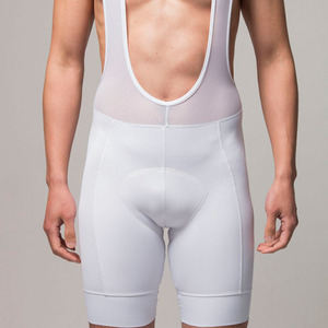 GRIPE BIBSHORT WHITE FOR MAN 2017