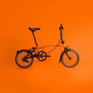 BROMPTON BLACK EDITION M2L OR 2018