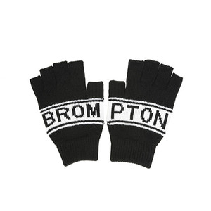 BROMPTON LOGO COLLECTION KNITED GLOVES