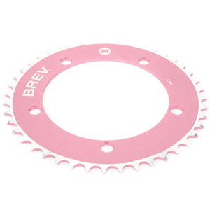 BREV.M COLOR CHAINRING (PINK)