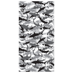 [UV]BUFF SHARK CAMO GREY